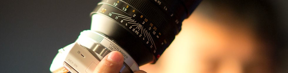 Sony Nex Videographers