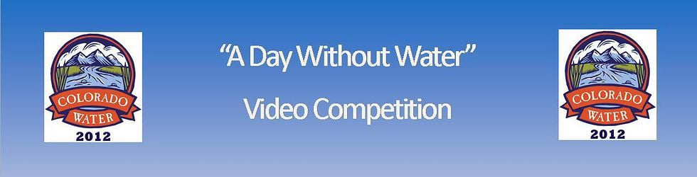 A Day Without Water - Video Contest