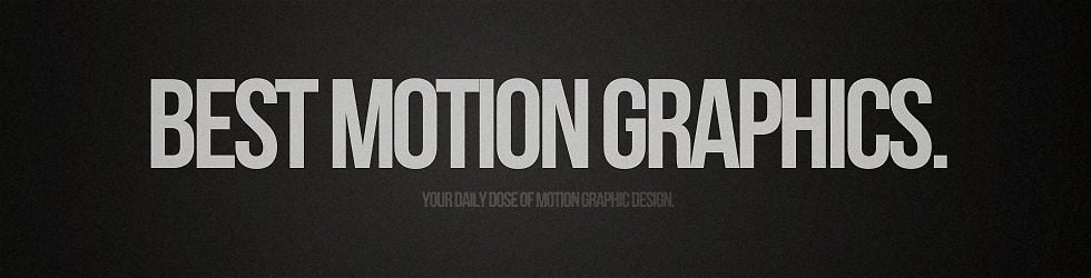 Best Motion Graphics