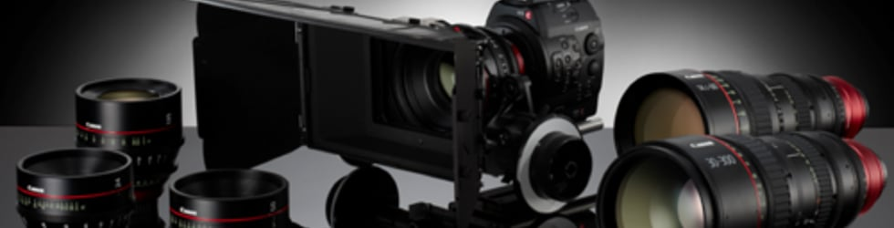 IN POSSESION OF A CANON C300