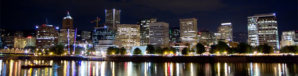 Portland, OR Time-lapse