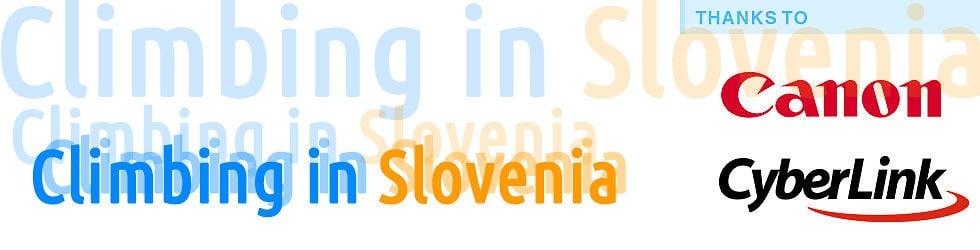 Climbing in Slovenia