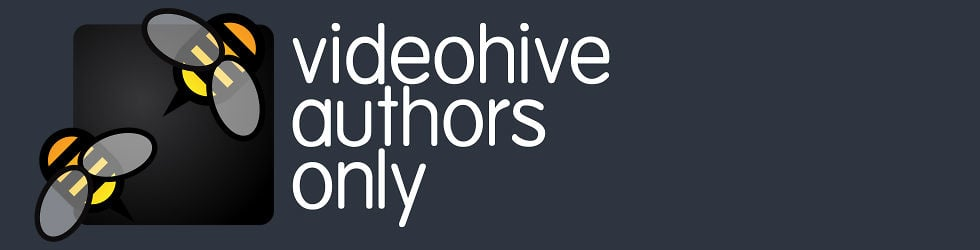 VideoHive authors only