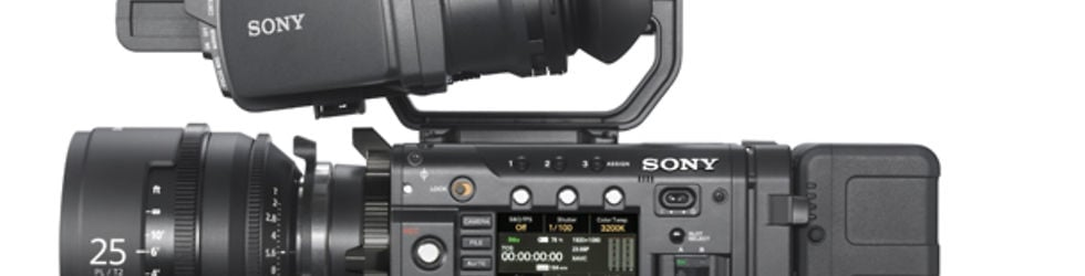 Sony PMW F5 and F55 CineAlta 4K User Group