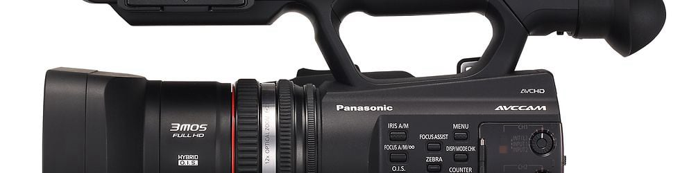 Panasonic AG-AC 90 User Group