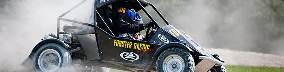 Forster Racing School Racing Driving School UK Rally Experience
