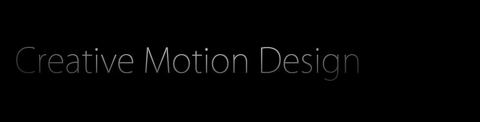 ::Creative Motion Design::