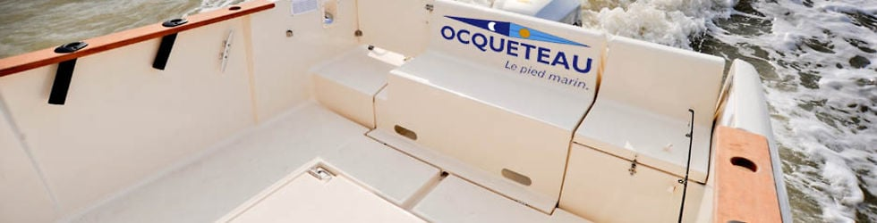"""Topp Fritid """"OCQUETEAU IN ACTION"""""""