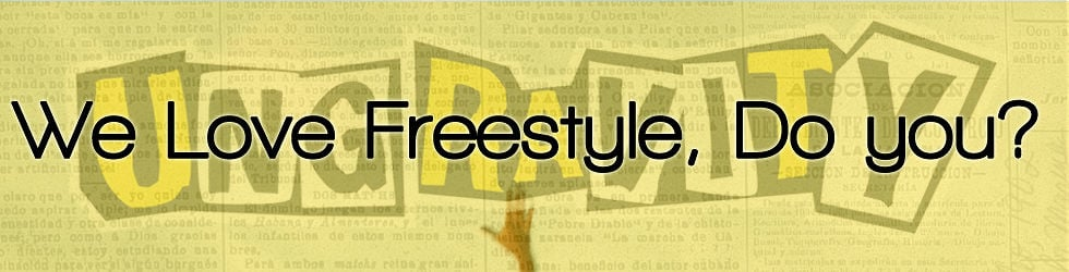 WE LOVE FREESTYLE, DO YOU?