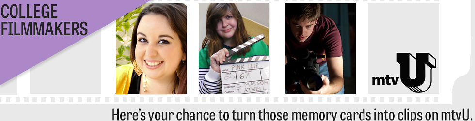 mtvU's College Filmmakers