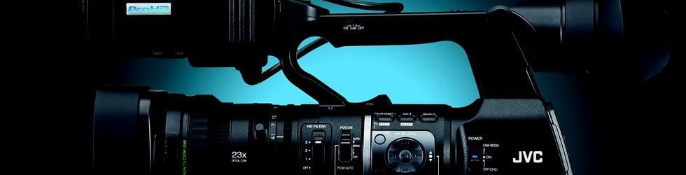 JVC GY HM-600/650 Pro HD Cameras