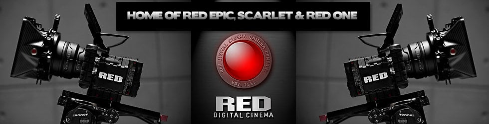 RED EPIC & SCARLET & RED ONE GROUP
