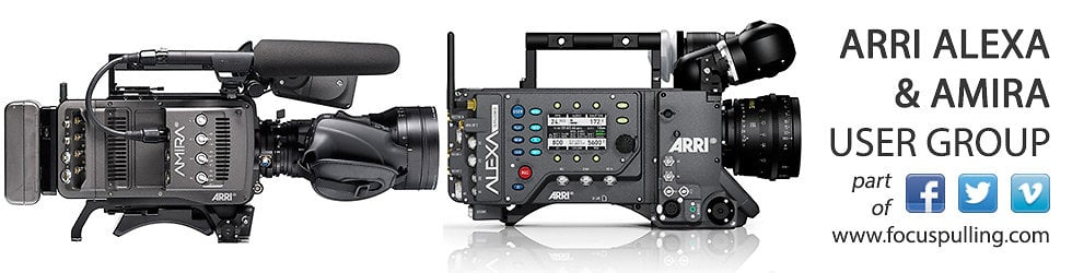 ARRI Alexa and Amira User Group