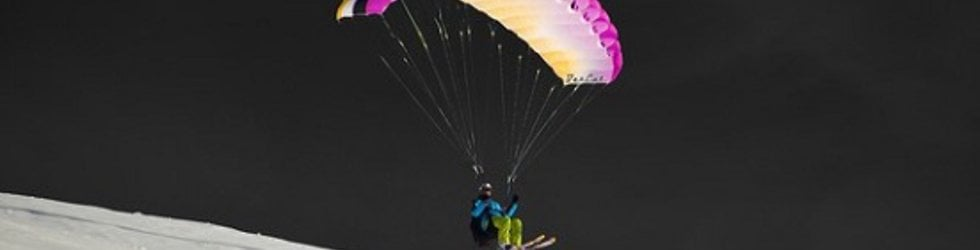 Aeros snowkite, kitesurf and speedriding movies
