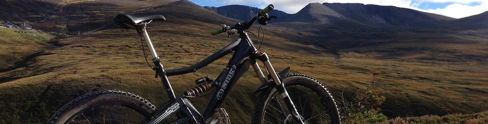 Scotland's Mountain Biking