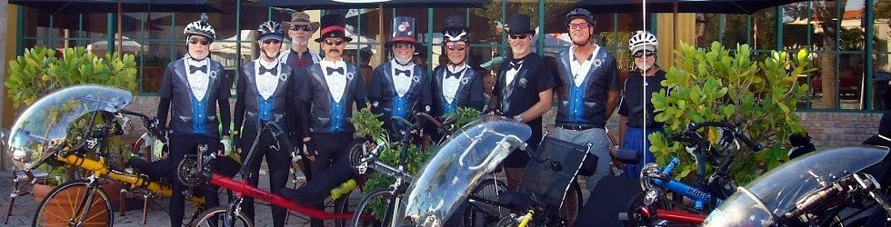 South Florida Bent Society Tuxedo Riders