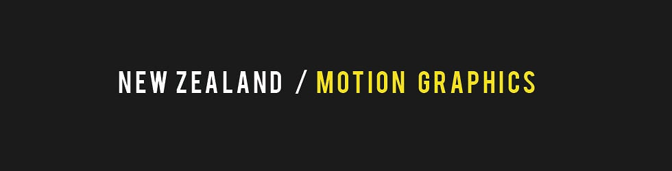 NZ Motion graphics