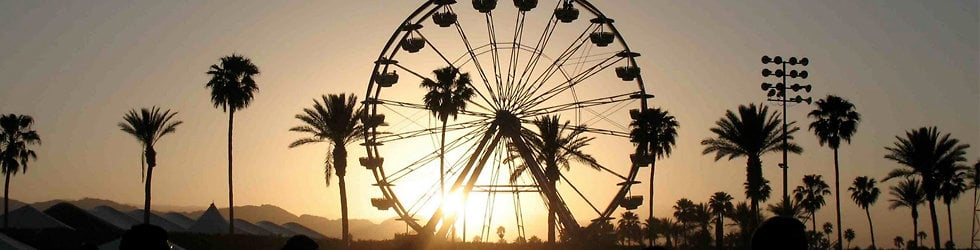 Coachella 2014 - Day one