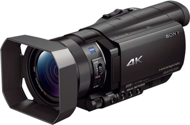 FDR-AX100 -  4K-USER GROUP