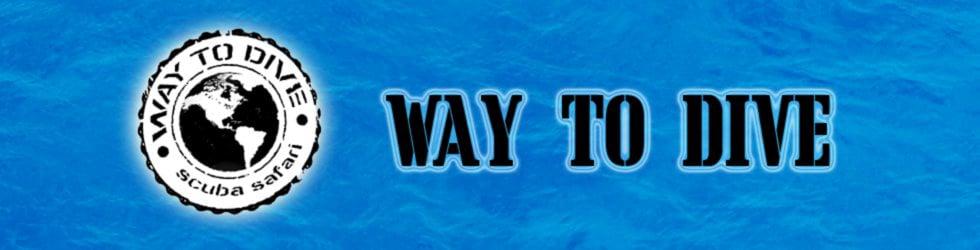 Way To Dive - Scuba Safari