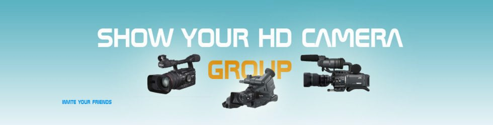 Show Your (HD) Camera