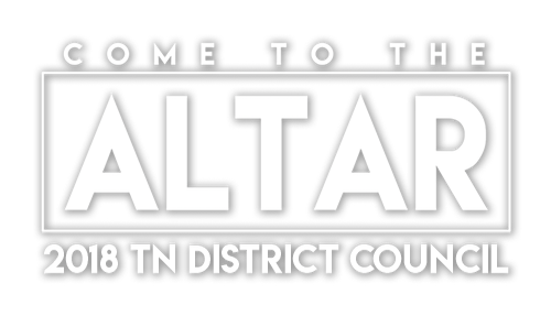 2018 Tennessee District Council