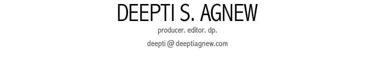Deepti S. Agnew