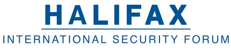 THE HALIFAX INTERNATIONAL SECURITY FORUM