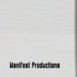 Profile picture for Manifest Productions