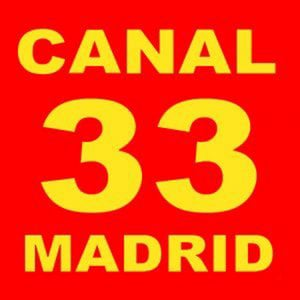Profile picture for Canal 33 Madrid