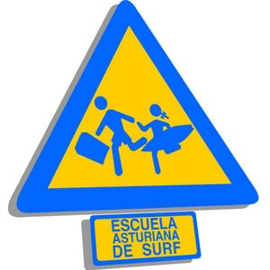 Profile picture for Escuela Asturiana de Surf