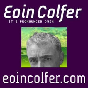 Profile picture for Eoin Colfer