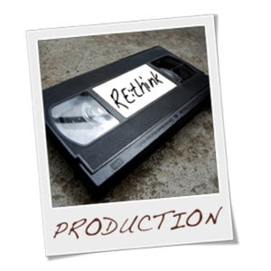 Profile picture for RE:think PRODUCTION