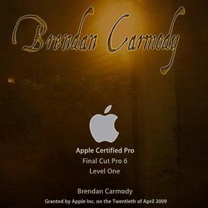 Profile picture for Brendan Carmody