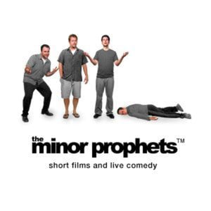 Profile picture for The Minor Prophets