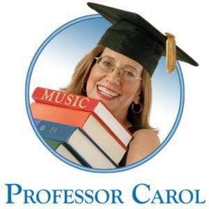 Profile picture for Professor Carol
