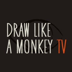 Profile picture for Draw Like A Monkey