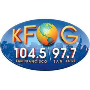 Profile picture for KFOG Radio 104.5/97.7