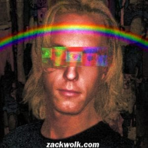 Profile picture for Zack Wolk