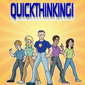 Profile picture for QUICKTHINKING! Improv