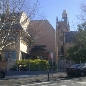 Profile picture for St Mary's Cathedral College