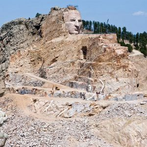 Profile picture for Crazy Horse Memorial