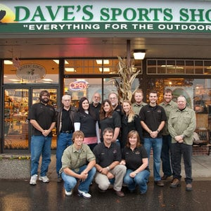 Profile picture for Dave's Sports Shop