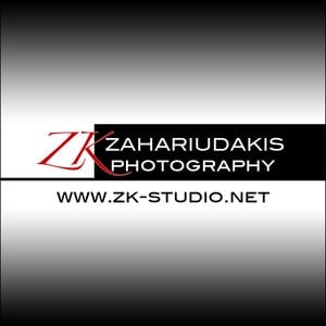 Profile picture for ZAHARIUDAKIS PHOTOGRAPHY