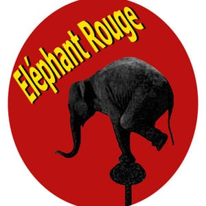 Profile picture for Cie Eléphant Rouge