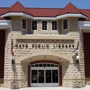 Profile picture for Hays Public Library