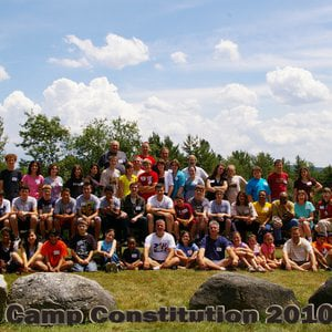 Profile picture for Camp Constitution