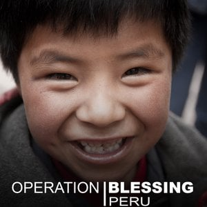 Profile picture for Operation Blessing Peru