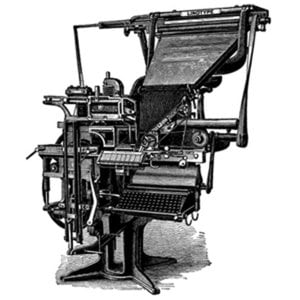 Profile picture for Linotype: The Film