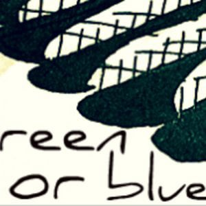 Profile picture for Green or Blue